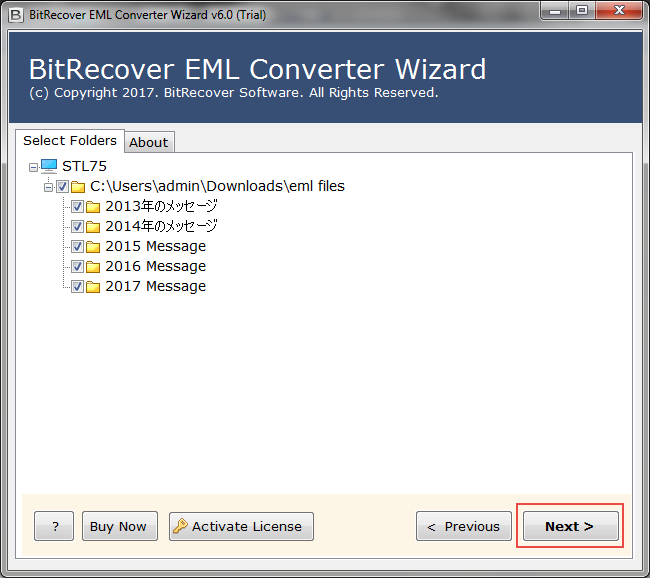 EML to PDF converter— Convert EML files to PDF With Attachment